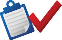petition clipboard with checkmark